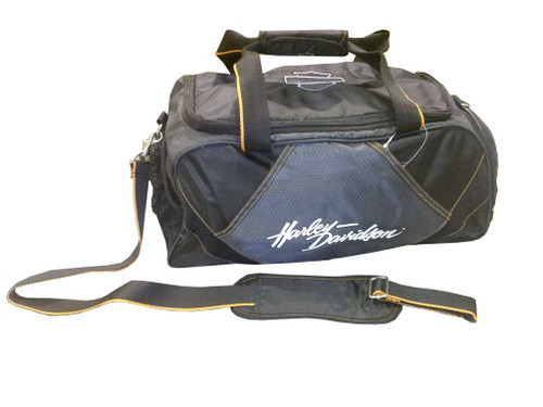 Harley-Davidson® 20'' Black Carry-On Sport Bag Duffel 99603
