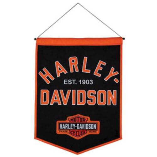 Harley-Davidson® Est.1903 Nostalgic Banner HDL-15507