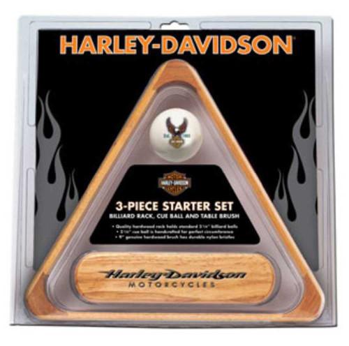 Harley-Davidson® 3 Piece Billiards Starter Set HDL-11148