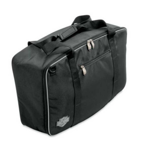 Harley-Davidson® Bar & Shield Zippered Premium Travel-Pak Bag Black 93300071