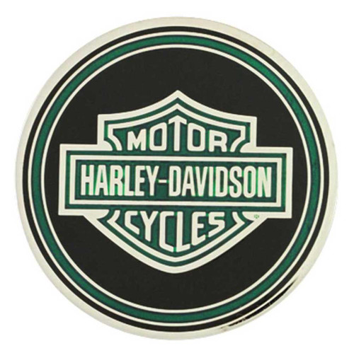 Harley-Davidson® Challenge Coin, Sheriff Trans with Bar & Shield Logo 8003128 - A