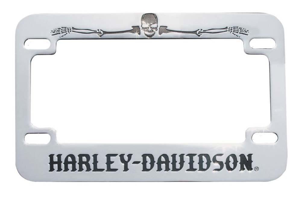 Exelent Skull License Plate Frames Model - Framed Art Ideas ...