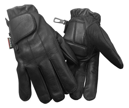 Redline Men's Anti-Vibration Full-Finger Motorcycle