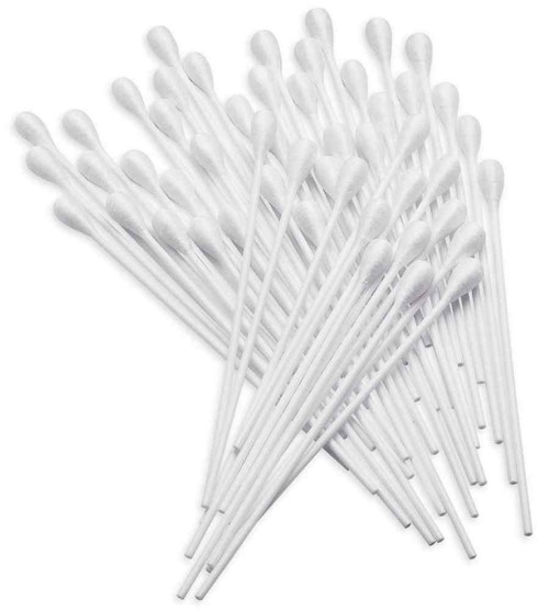Harley-Davidson® Detailing Swabs, Strong & Flexible, Pack of 50 Swabs 93600107 - Wisconsin Harley-Davidson
