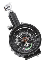 Harley-Davidson® Motorcycle Compact Tire Gauge & Tread Depth Indicator 75008-02A - Wisconsin Harley-Davidson