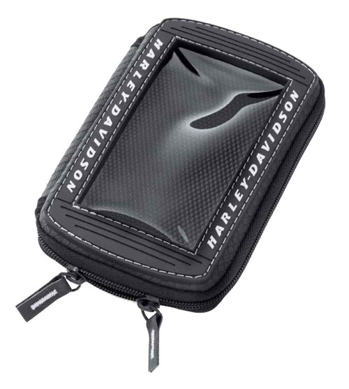 Harley-Davidson® Boom! Audio Music Player Motorcycle Tank Pouch Magnetic 76000193 - Wisconsin Harley-Davidson