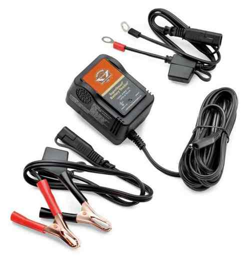 Harley-Davidson® 750mA SuperSmart Battery Tender, For 12-Volt Batteries 66000038