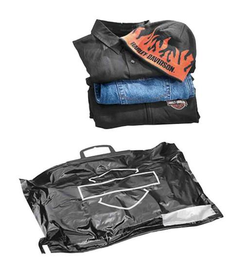 Harley-Davidson® Bar & Shield Logo Large Size Shrink Sacks, Black 90200721