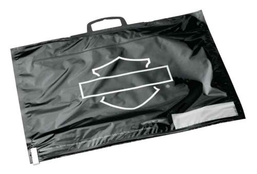 Harley-Davidson® Bar & Shield Logo Medium Size Shrink Sacks, Black 90200719