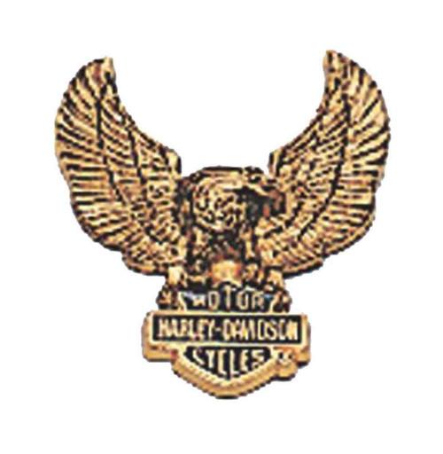 Harley-Davidson® Eagle Bar & Shield Logo Self-Adhesive Medallion, Small 91810-85
