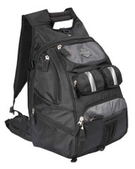 Harley-Davidson® All Terrain Backpack, Lightweight & Water-Resistant 99413-BLACK - Wisconsin Harley-Davidson
