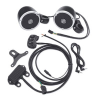 Harley-Davidson® Boom! Audio Cruise Amp & Speaker Kit, Black Finish 76320-08A