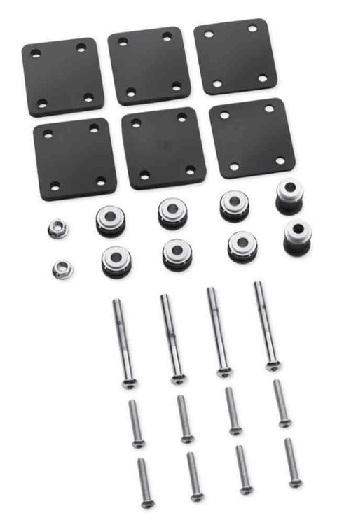 Harley-Davidson® Detachables Docking Hardware Kit, '04-later XL Models 88390-10