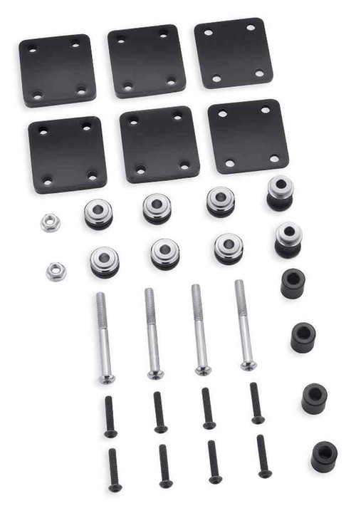 Harley-Davidson® Docking Hardware Kit, Fits '04-later XL Models 90201424
