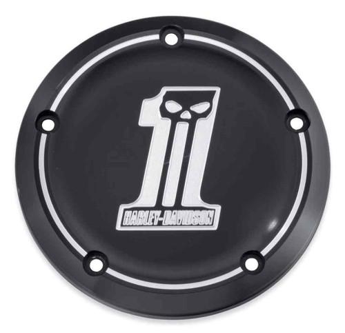 Harley-Davidson® Dark Custom Air Cleaner Trim, Fits '15-later XG Models 61300227