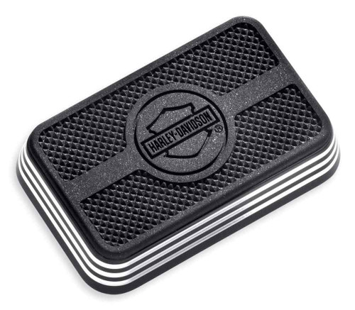 Harley-Davidson® Burst Small Brake Pedal Pad, Fits '15-later XG Models 50600140