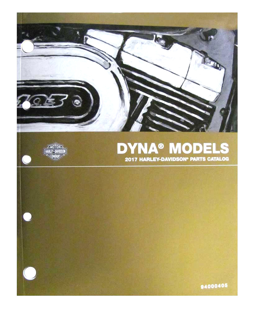 Harley-Davidson® 2017 Dyna Models Electrical Diagnostic Manual 94000394