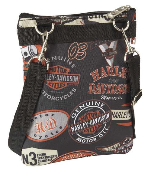 Harley Davidson Cross Body Purse On Sale