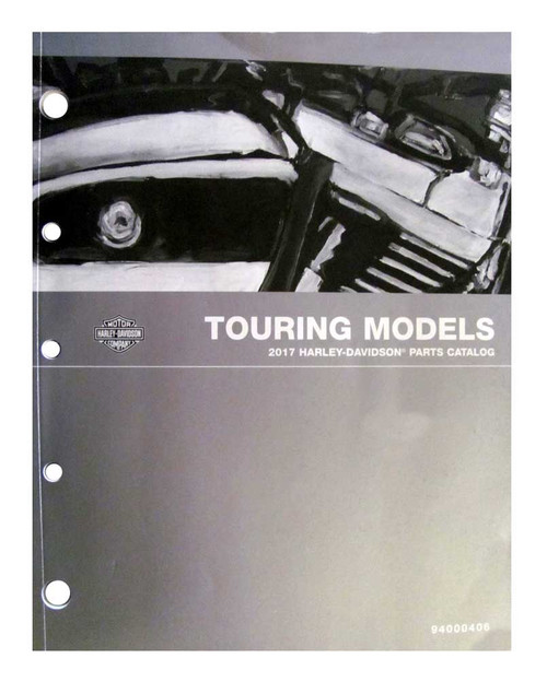 Harley-Davidson® 2017 Touring Models Electrical Diagnostic Manual 94000395