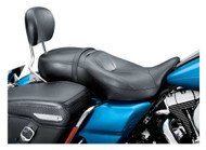Harley-Davidson® Hammock Rider & Passenger Touring Seat, Fits Road King 52000075