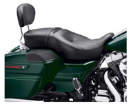 Harley-Davidson® Hammock Rider & Passenger Touring Seat, Fits '14-later 52000176 - Wisconsin Harley-Davidson