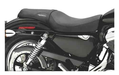 Harley-Davidson® Badlander Seat, Fits XL Models w/ 2.2, 3.3 Gallon Tanks 51747-07
