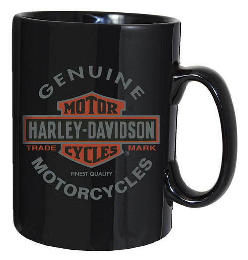 Harley-Davidson® Genuine Bar & Shield Jumbo Coffee Mug, 32 oz. HD-GMO-1706