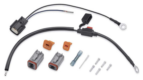 harley davidson spectra glo wire harness lighting connection kit rh wisconsinharley com Simple Wiring Diagram for Harley's harley davidson wire harness kit