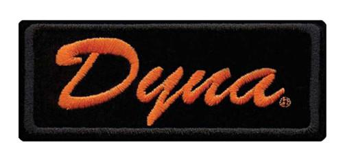 Harley-Davidson® Embroidered Dyna Emblem, SM Size, 4.125 x 1.75 inches EM676062 - Wisconsin Harley-Davidson