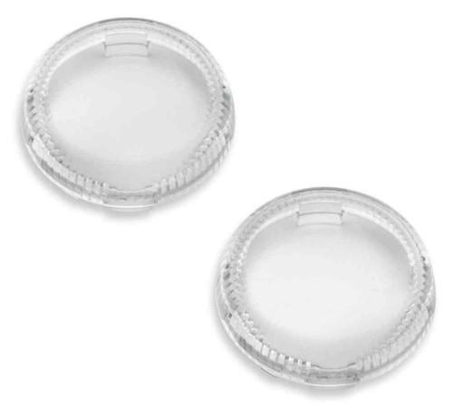 Harley-Davidson® Lenses For LED Bullet Turn Signal Insets - Clear 67800644 - Wisconsin Harley-Davidson  sc 1 st  Wisconsin Harley-Davidson Clothing & Harley-Davidson® Lenses For LED Bullet Turn Signal Insets - Clear ...