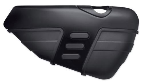 Harley-Davidson® Cut Back Oil Tank Cover, Fits 14-later XL Models, Black 57200139 - Wisconsin Harley-Davidson