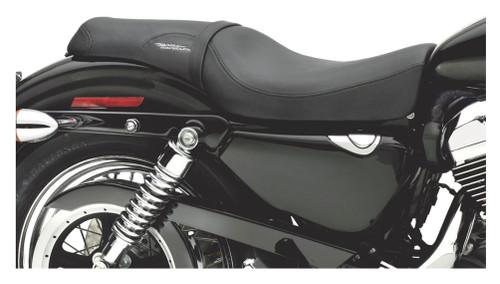 Harley-Davidson® Badlander Motorcycle Seat, Fits '83-'03 XL Models 52296-94B - Wisconsin Harley-Davidson