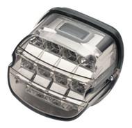 Harley-Davidson® Layback LED Tail Lamp, Smoked Lens, Fits XL Models 67800356 - Wisconsin Harley-Davidson