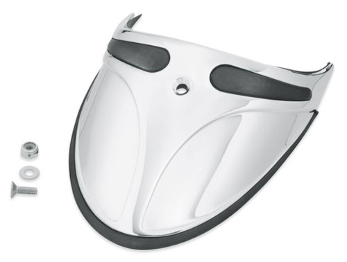 Harley-Davidson® Curved Front Fender Extension - Chrome-Plated Finish 59664-03 - Wisconsin Harley-Davidson