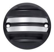 Harley-Davidson® Rail Timer Cover - Gloss Black Finish, Fits XL Models 25600060 - Wisconsin Harley-Davidson