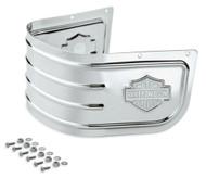 Harley-Davidson® Bar & Shield Fender Skirt - Chrome, Fits Softail Models 59228-91 - Wisconsin Harley-Davidson