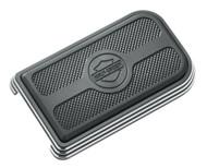 Harley-Davidson® Burst Brake Pedal Pad, Fits Softail & Touring Models 50600104A - Wisconsin Harley-Davidson