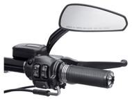 Harley-Davidson® Burst Hand Grips, Fits Touring & Softail Models -Black 56100098A - Wisconsin Harley-Davidson