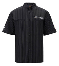 Harley-Davidson® Mens Screamin' Eagle Frontrunner Embroidered Crew HARLMW0059 - Wisconsin Harley-Davidson