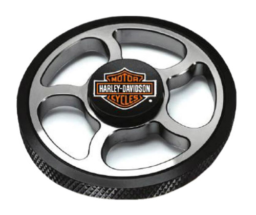 Harley-Davidson® Fidget Spinner Bar & Shield Logo Wheel Hand Stress Spinner 67746 - Wisconsin Harley-Davidson