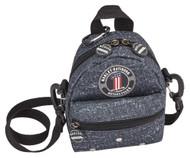 Harley-Davidson® Blue Rain Collection Mini-Me Small Backpack, Blue 99668 BR - Wisconsin Harley-Davidson