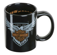 Harley-Davidson® 115th Anniversary Limited Edition Coffee Mug, 12 oz. HDX-98600 - Wisconsin Harley-Davidson