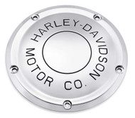 Harley-Davidson® Motor Co. Derby Cover, Chrome, Touring & Trike Models 25700436 - Wisconsin Harley-Davidson
