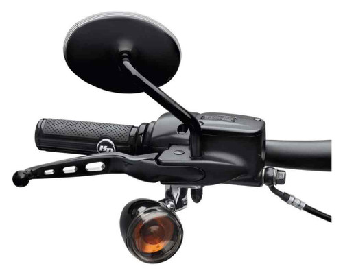 Harley-Davidson® Edge Cut Hand Control Lever Kit, Fits Softail Models 36700211 - Wisconsin Harley-Davidson