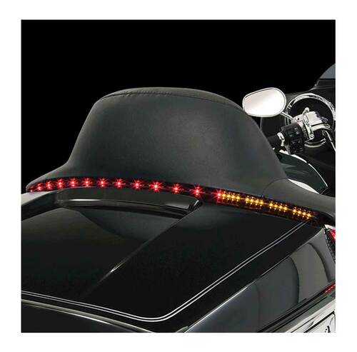 Ciro Tour Blade Low Profile LED Lights Strip '14-up Harley w/o Controller 40201 - Wisconsin Harley-Davidson