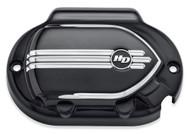 Harley-Davidson® Defiance Transmission Side Cover,Touring & Trike Models 25800065 - Wisconsin Harley-Davidson