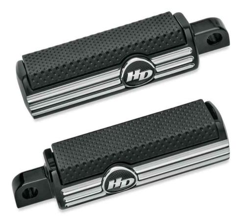 Harley-Davidson® Defiance Hand Grips - Black Finish, Fits XG Models 56100223 - Wisconsin Harley-Davidson