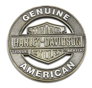 Harley-Davidson® Trademark Cutout B&S Heavy-Duty Metal Magnet, 3 in. 8008543 - Wisconsin Harley-Davidson