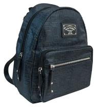 Harley-Davidson® Womens Silky Gray Backpack w/ Adjustable Straps SN5129S-GRYBLK - Wisconsin Harley-Davidson