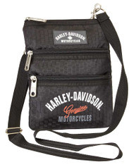 Harley-Davidson® Womens Tail of the Dragon Cross-Body Crossbody Sling Purse 99616 - Wisconsin Harley-Davidson
